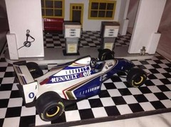 F1 Williams Renault FW16 Damon Hill - Minichamps 1/18 - B Collection