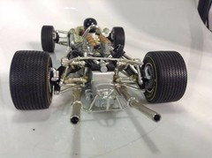 F1 Lotus Type 49 Jim Clark - Quartzo 1/18 na internet