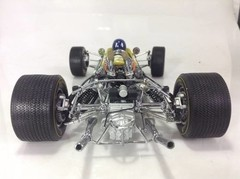 F1 Lotus Type 49B Graham Hill - Exoto 1/18 na internet