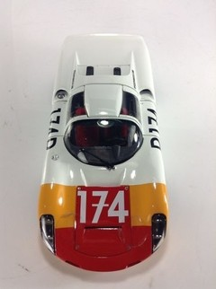 Porsche 910 - Exoto 1/18 - B Collection