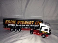 ERF Curtainside Eddie Stobart - Corgi 1/50 - B Collection