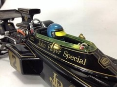 Imagem do F1 Lotus Ford Type 72E Ronnie Peterson - Exoto 1/18