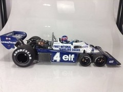 F1 Tyrrell P34 Patrick Depailler - Exoto 1/18 - B Collection