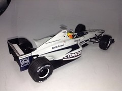 F1 Williams Ralf Schumacher (BMW Promotional Show Car 2000) - Minichamps 1/18 - B Collection
