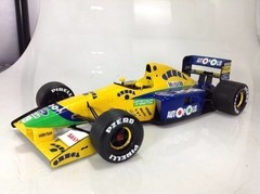 Benetton B191 Michael Schumacher Minichamps 1/18