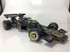 F1 Lotus Ford Type 72E Ronnie Peterson - Exoto 1/18
