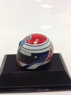 Capacete Arai - J. Verstappen (1995) Minichamps 1/8 - B Collection