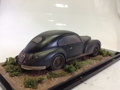 Alfa Romeo 6c 2500 Touring 1940 Abc Brianza 1/43 - B Collection