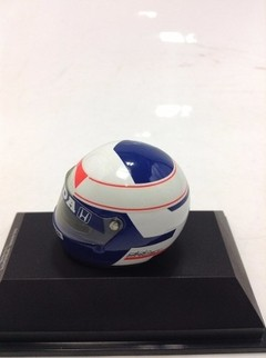 Capacete Alain Prost 1988 Minichamps 1/8 - B Collection