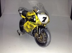 Ducati 998RS P. Chili - Minichamps 1/12 Customizada. - comprar online