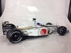 F1 BAR Honda Jacques Villeneuve (Showcar 2001) - Minichamps 1/18 - B Collection