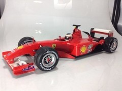 Ferrari F2001 Barrichello Hot Wheels 1/18