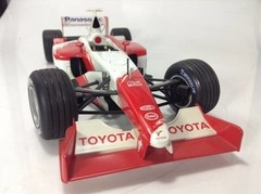 F1 Toyota TF102 (Promotional Showcar) - Minichamps 1/18 - comprar online