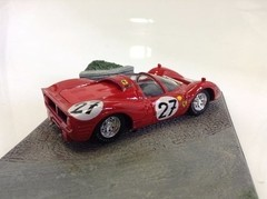 Ferrari 330 P3 #27 - Brumm 1/43 - B Collection