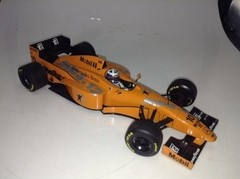 F1 Mclaren MP4/12 D. Coulthard (Test Car) - Minichamps 1/18 - loja online
