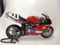 Ducati 998R 2002 Ruben Xaus - Minichamps 1/12 - B Collection