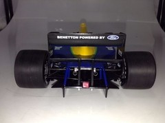 Benetton B191 Michael Schumacher Minichamps 1/18 na internet