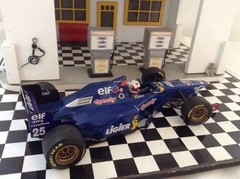 F1 Ligier JS41 M. Brundle - Minichamps 1/18 - B Collection