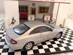 Mercedes Benz CLK 240 (w209) - Kyosho 1/18 - B Collection
