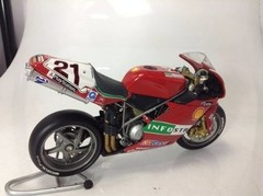 Ducati 996R Troy Bayliss (World Champion) - Minichamps 1/12 - B Collection