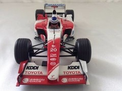 F1 Toyota TF103 O. Panis #20 - Minichamps 1/18 - comprar online