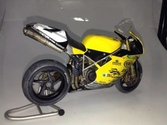 Ducati 998RS P. Chili - Minichamps 1/12 Customizada. - B Collection