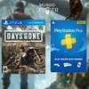 DAYS GONE + PS PLUS 12 MESES