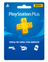 Playstation Plus 3 Mes