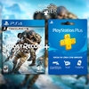 Ghost Recon Breakpoint + Playstation Plus 3 Meses