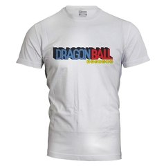Camiseta masculina Dragon Ball logo