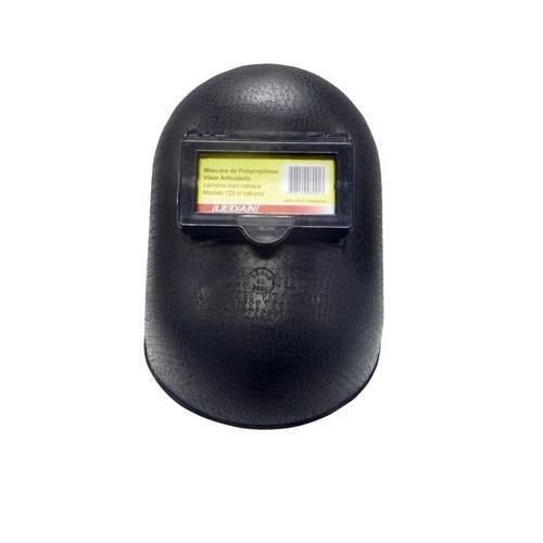Máscara de Solda Polipropileno Ledan Visor Fixo 9dd6cb38c4