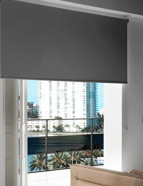 Cortinas Roller Black-out Premium — PRECIO POR M2 —