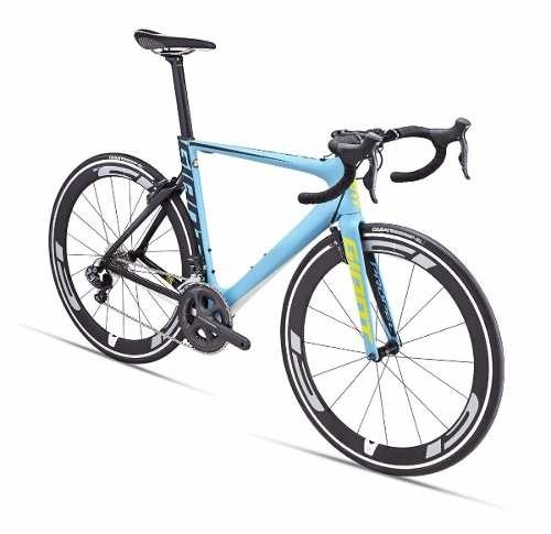 Bicicleta De Ruta Giant Propel Advanced 0 2016 Ultegra Di2