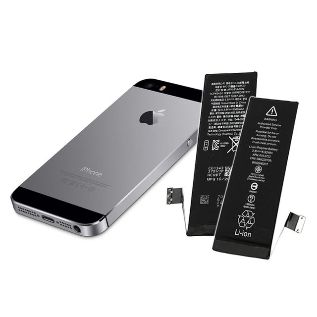 Bateria iphone 5 comprar em a cia do notebook bateria iphone 5 reheart Images