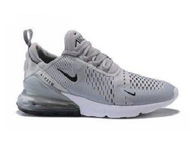 sneakers for cheap f6720 b3f4f Tênis Nike Air Max 270 Light Grey (Masculino)