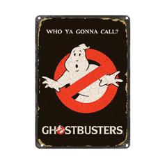 CHAPA VINTAGE: GHOSTBUSTERS