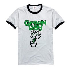 REMERA GREEN DAY GIRL