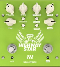 BSQ - Highway Star HS2 (Overdrive Doble)