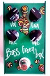 Plugged it! - Bass Green Box (Overdrive para bajo)