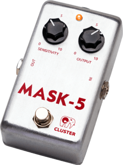 Cluster - Mask 5 (Compresor Sustainer) - comprar online