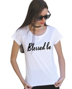 Camiseta BLESSED BE - comprar online