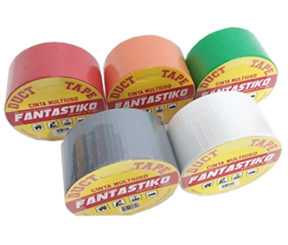 Cinta Multiuso Duct Tape Fantastiko