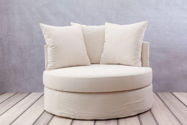 Silln redondo Sofa Comprar en Deco Home Vi