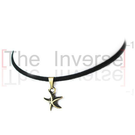 Choker Starfish Simple - loja online