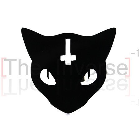 Anel Black Cat