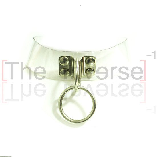 Choker Hoop Transparente on internet