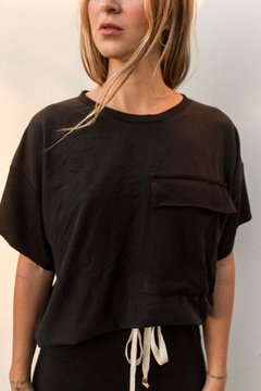 T-shirt oversized cotton - comprar online