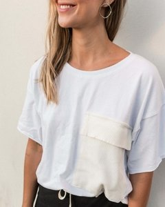 T-shirt oversized cotton - Bem Ti Vi