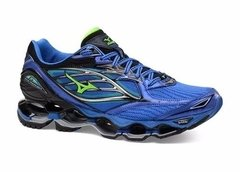 Tenis Mizuno Wave Prophecy 6 - Azul na internet