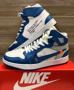 Tênis Nike Air Jordan 1 Retro High UNC